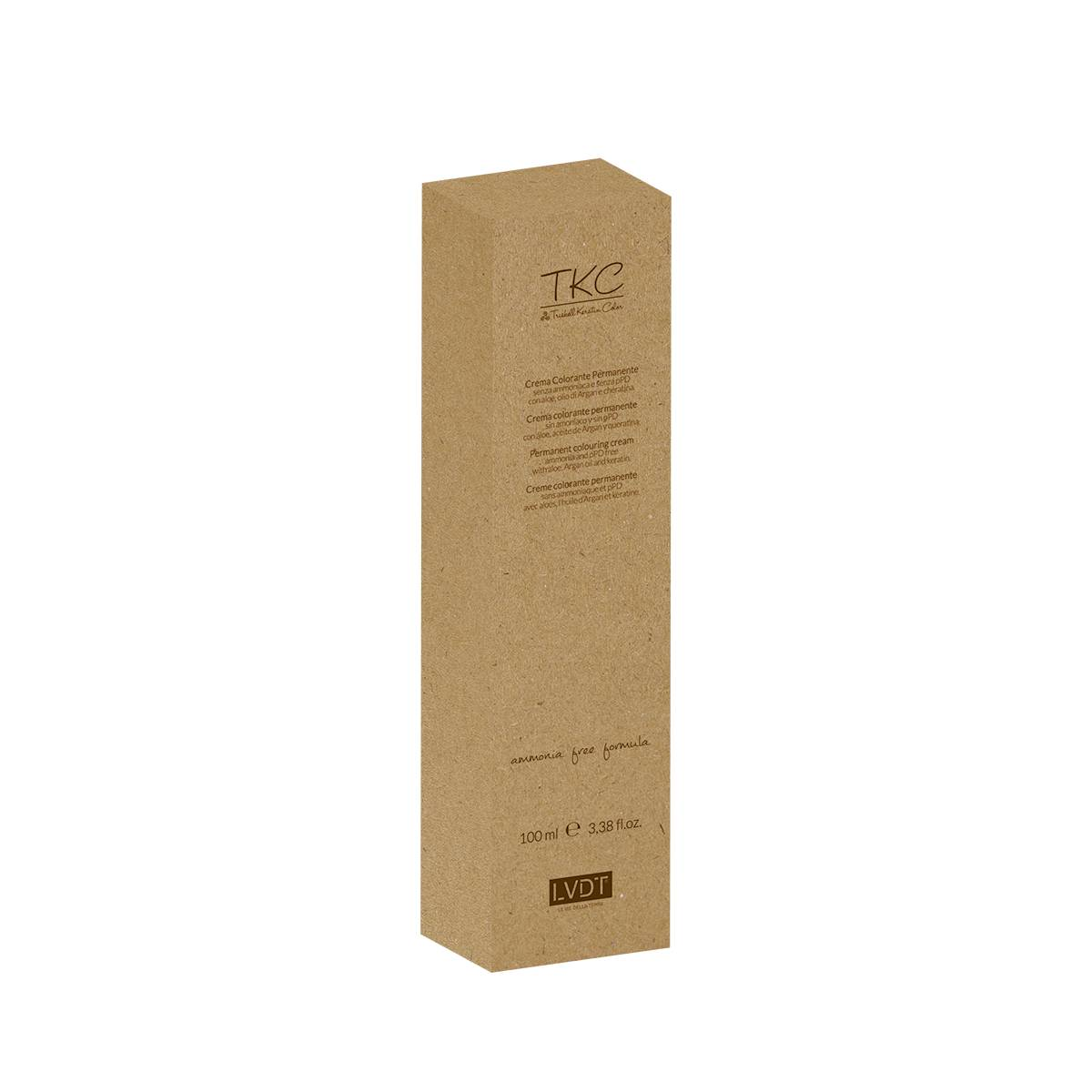 Tkc Cream 4.2 Color  100ml 4.2 Castano Viola