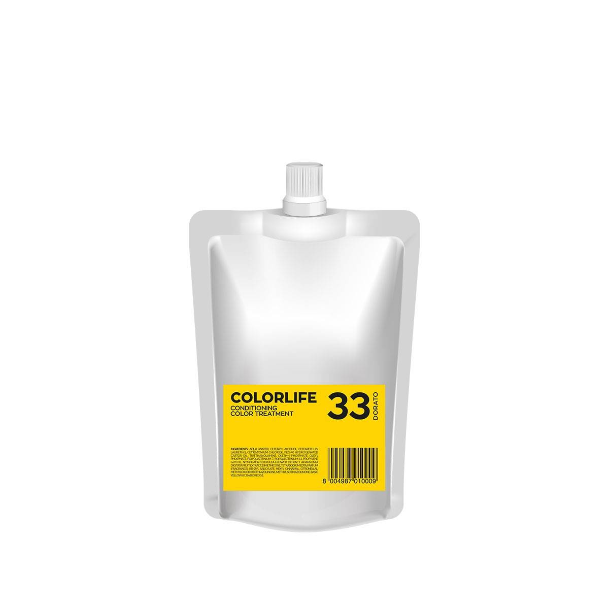 33 Colorlife 200ml Dorato Color Treatment