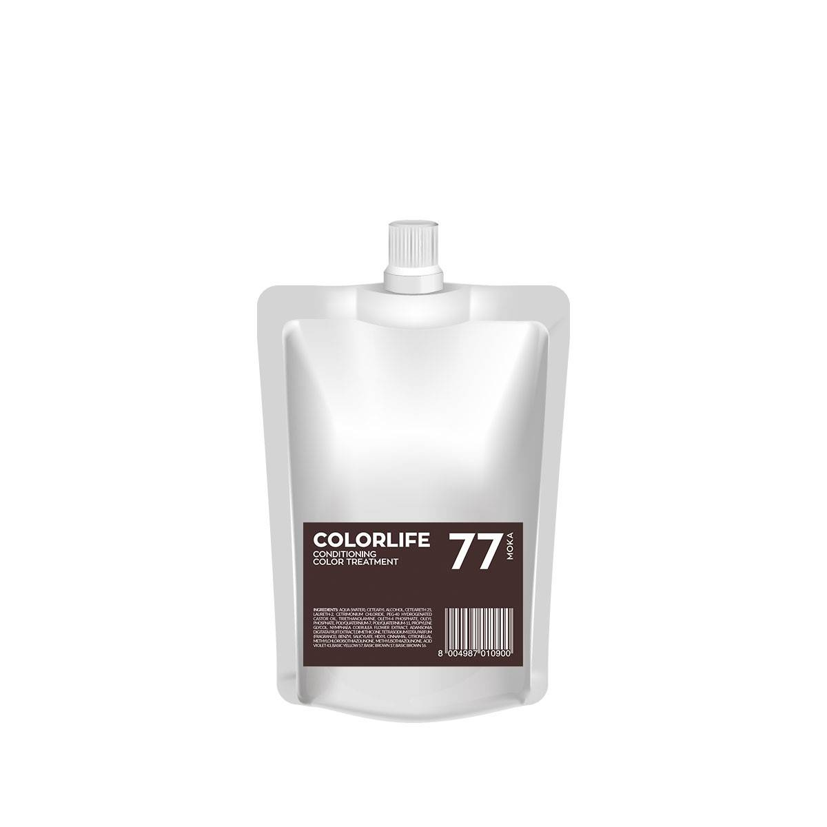 77 Colorlife 200ml Moka Color Treatment