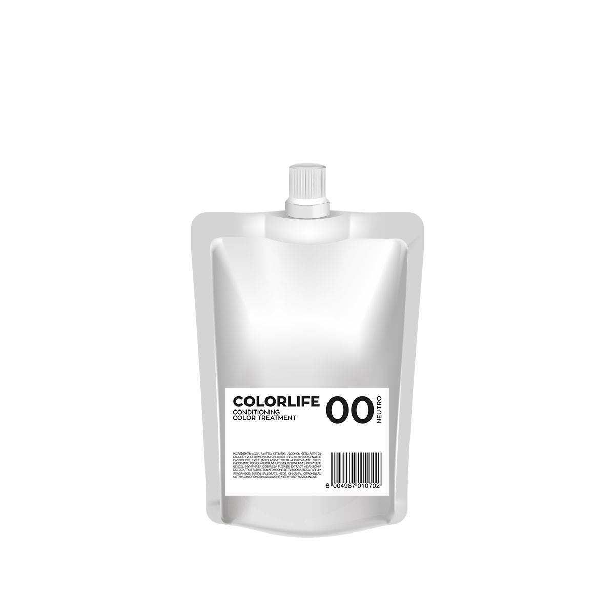 00 Colorlife 400ml Neutro Color Treatment