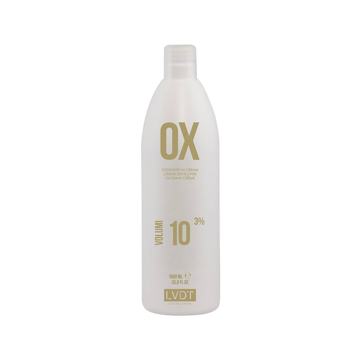 Lvdt Ossidante In Crema 10 Vol 1000 Ml