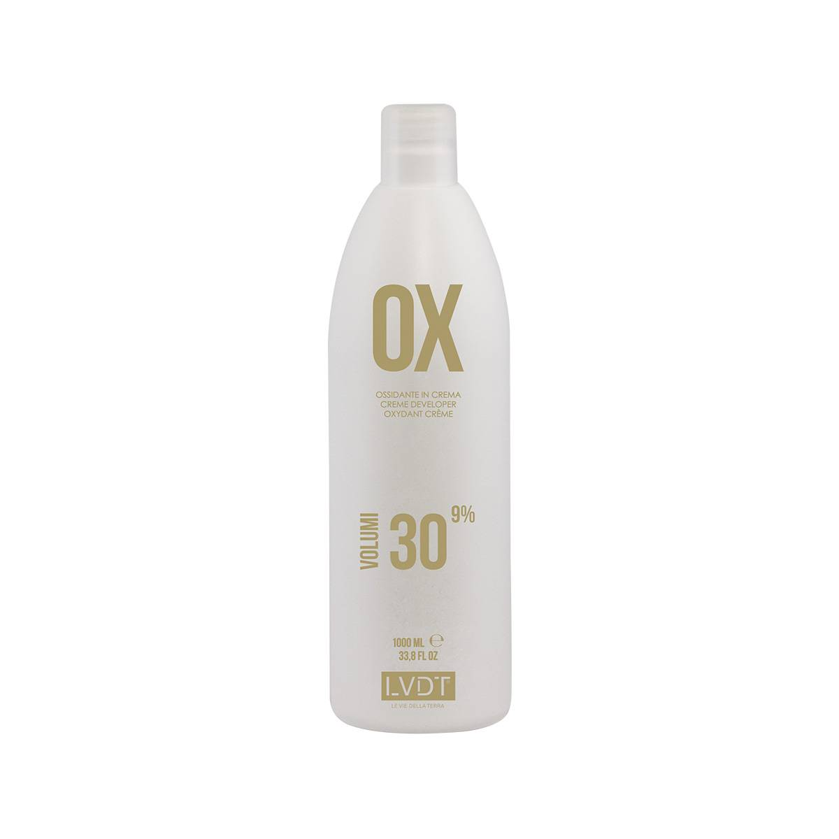 Lvdt Ossidante In Crema 30 Vol 1000 Ml