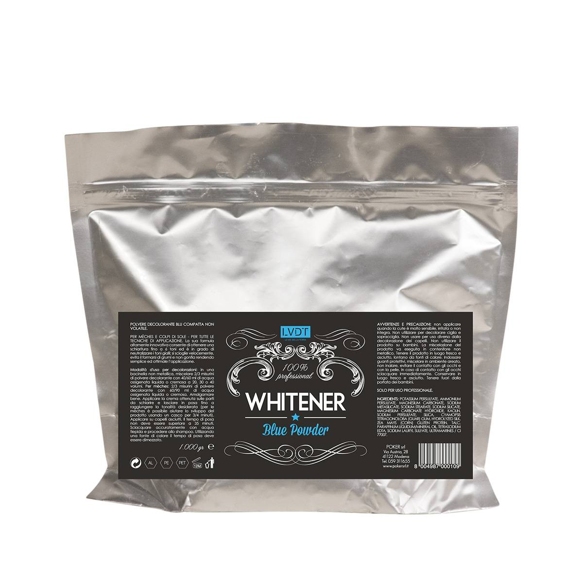 Whitener Blue Powder Deco Blu Polvere 1 Kg