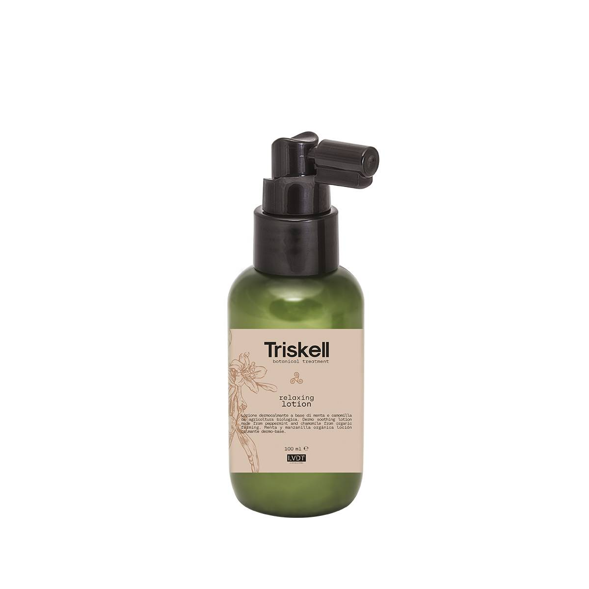Relaxing Lotion 100ml Triskell Nuova Botanical Treatment