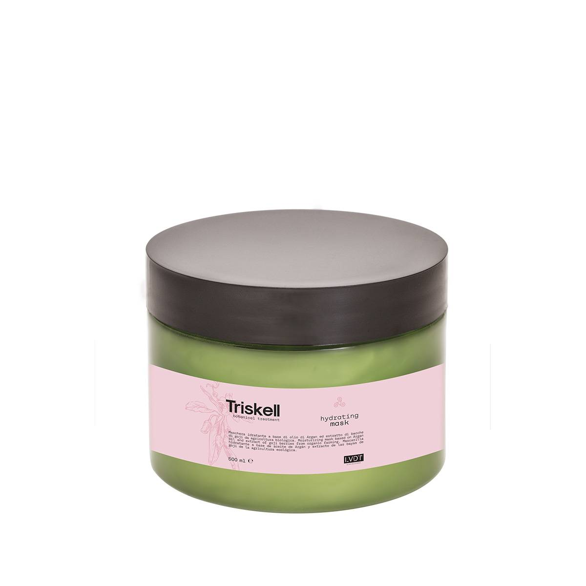 Hydrating Mask 250ml Triskell Nuova Botanical Treatment