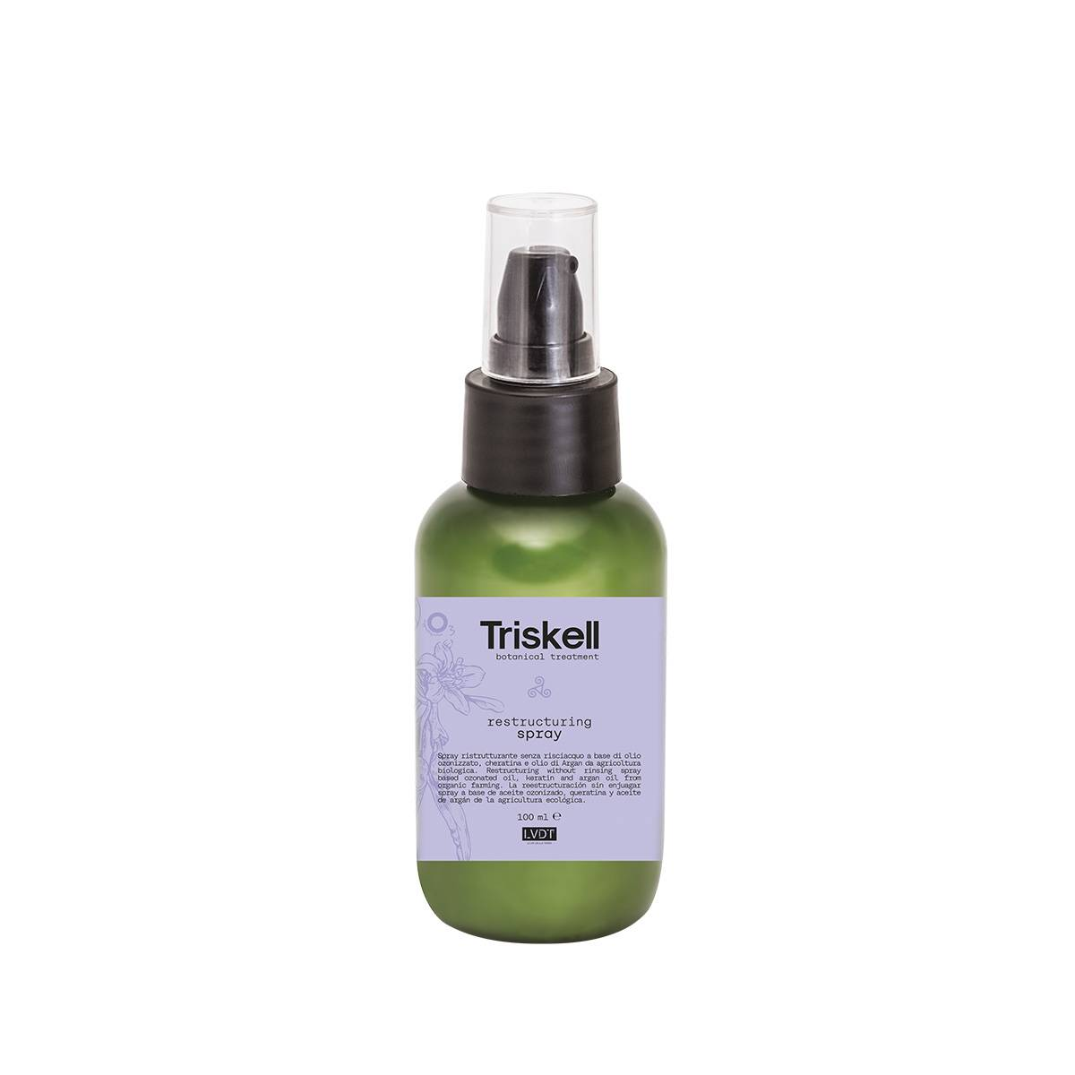 Restructuring Spray 100 Ml Triskell Nuova Botanical Treatment