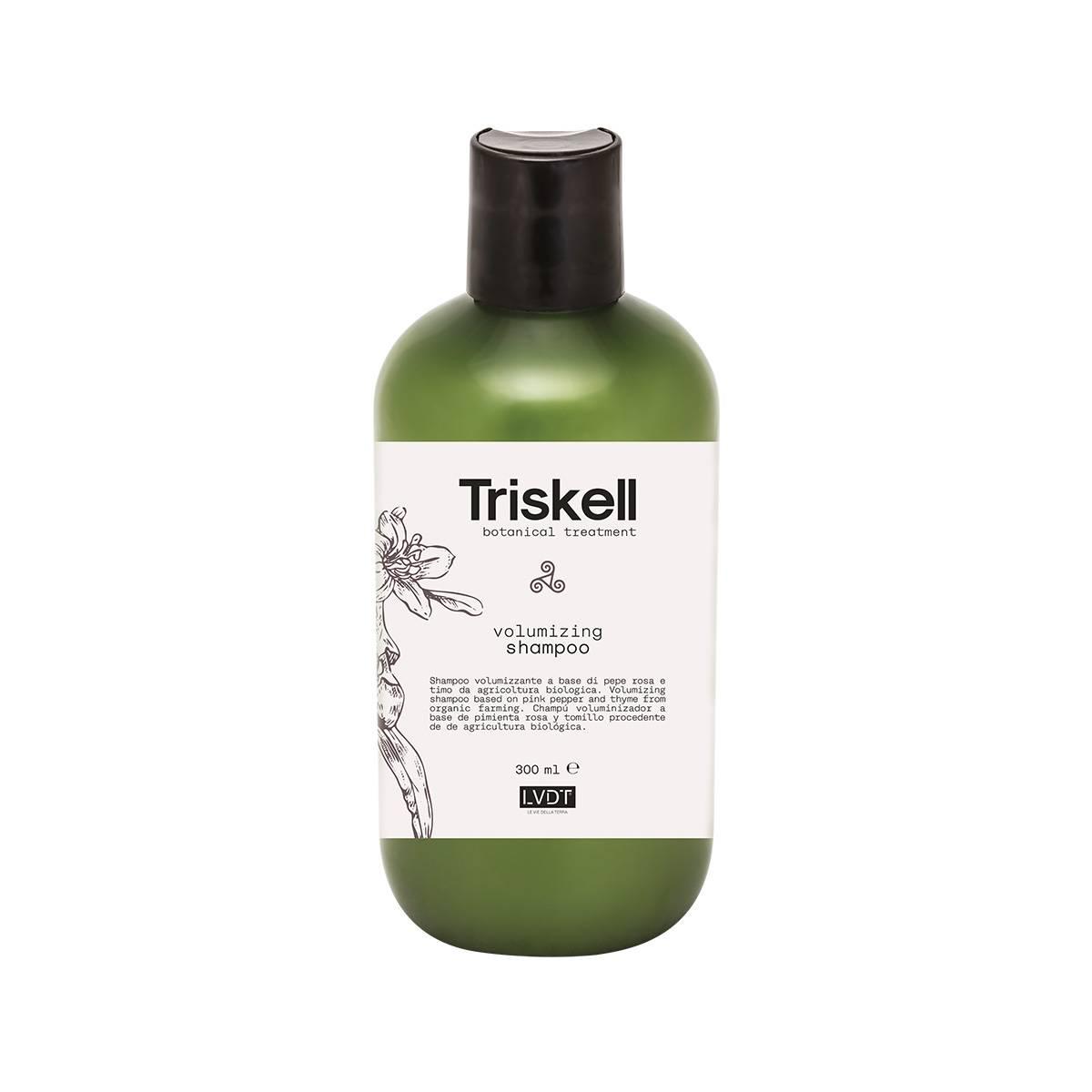 Volumizing Shampoo 300ml Triskell Botanical Treatment