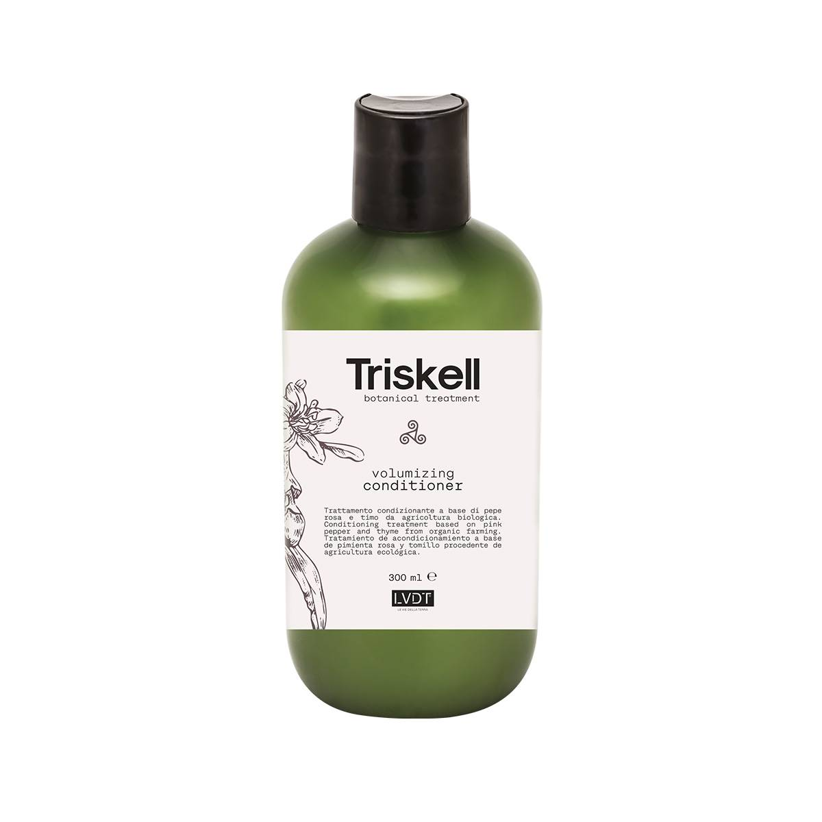 Volumizing Conditioner 300ml Triskell Botanical Treatment
