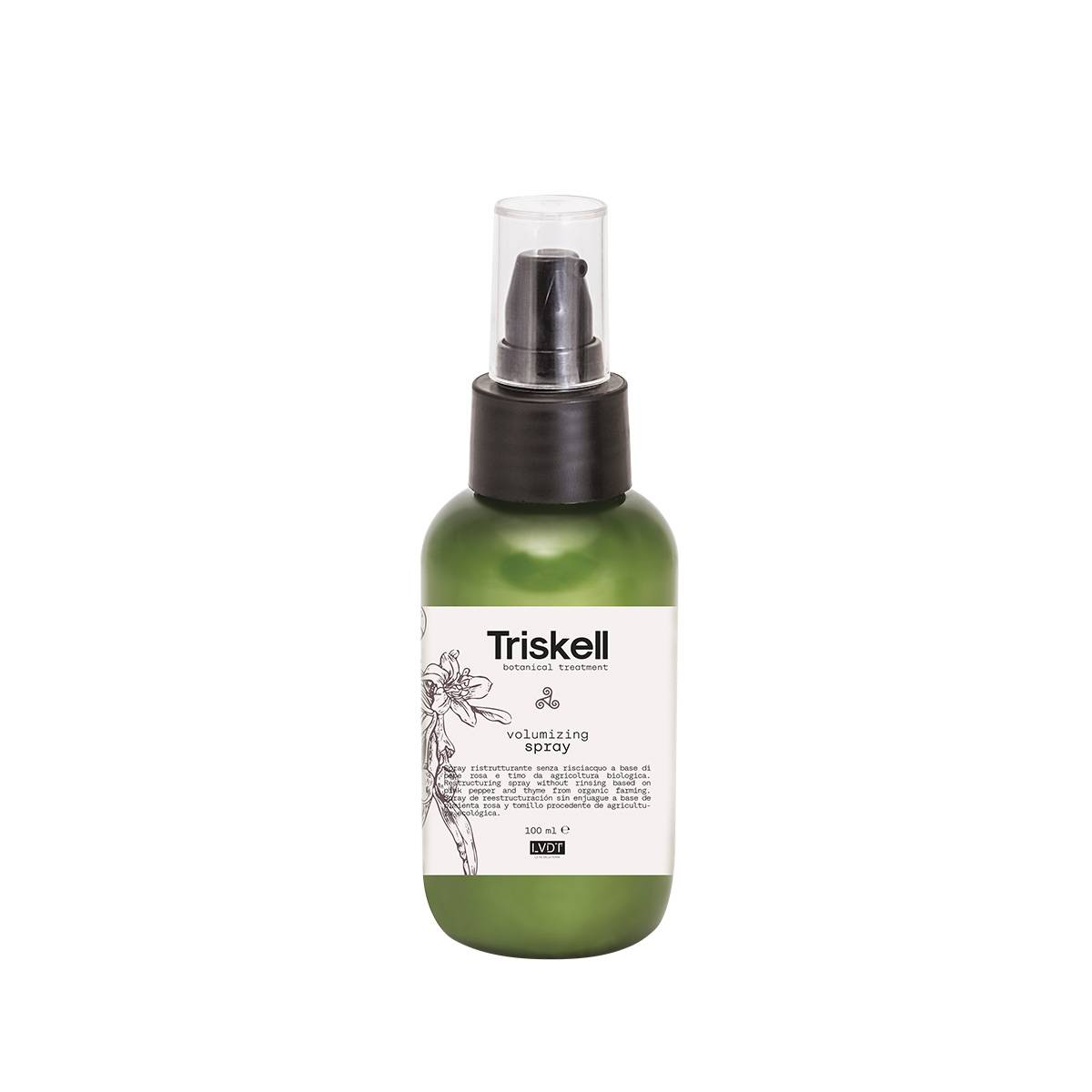 Volumizing Spray 100ml Triskell Botanical Treatment