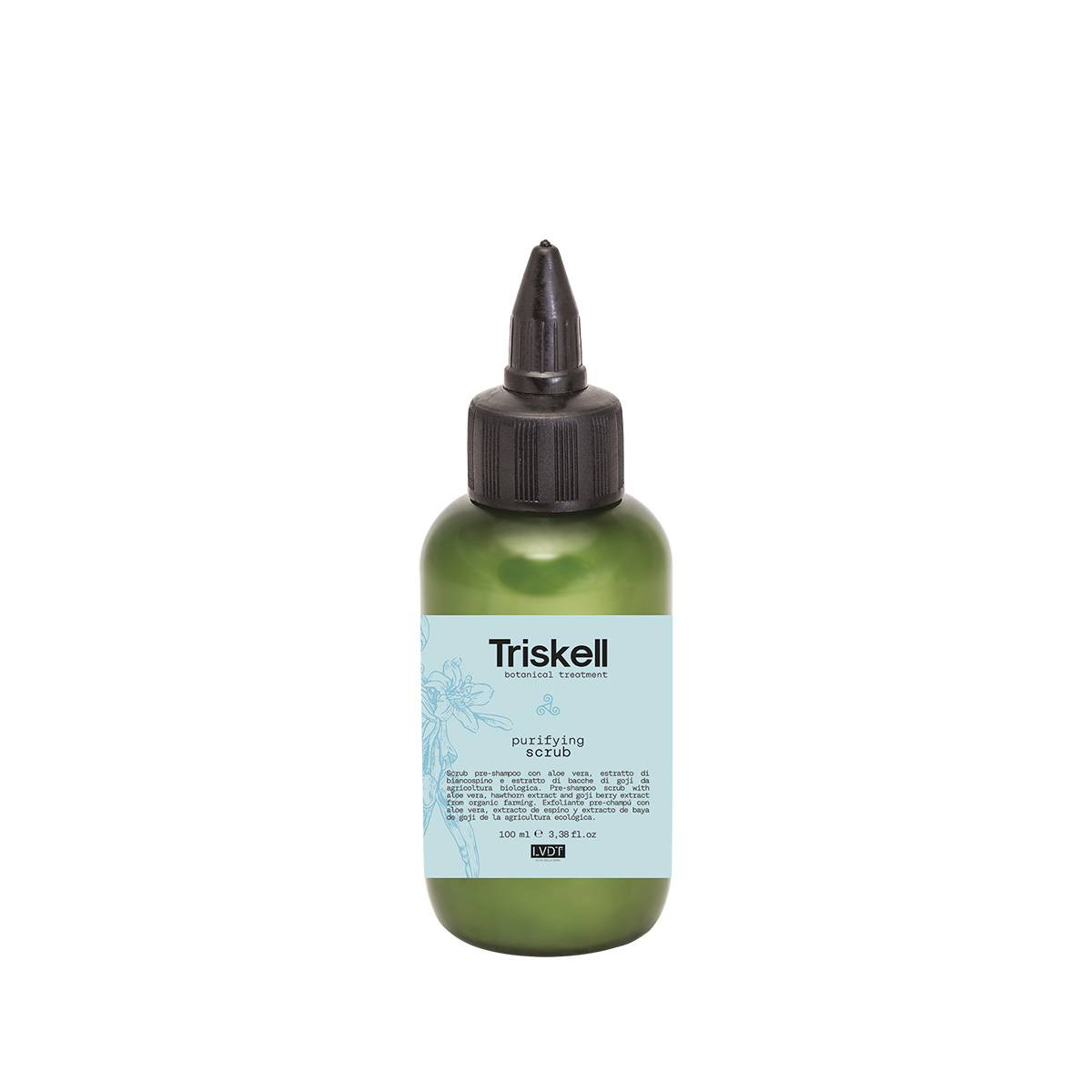 Purifyng Scrub 100ml New Triskell Nuova Botanical Treatment