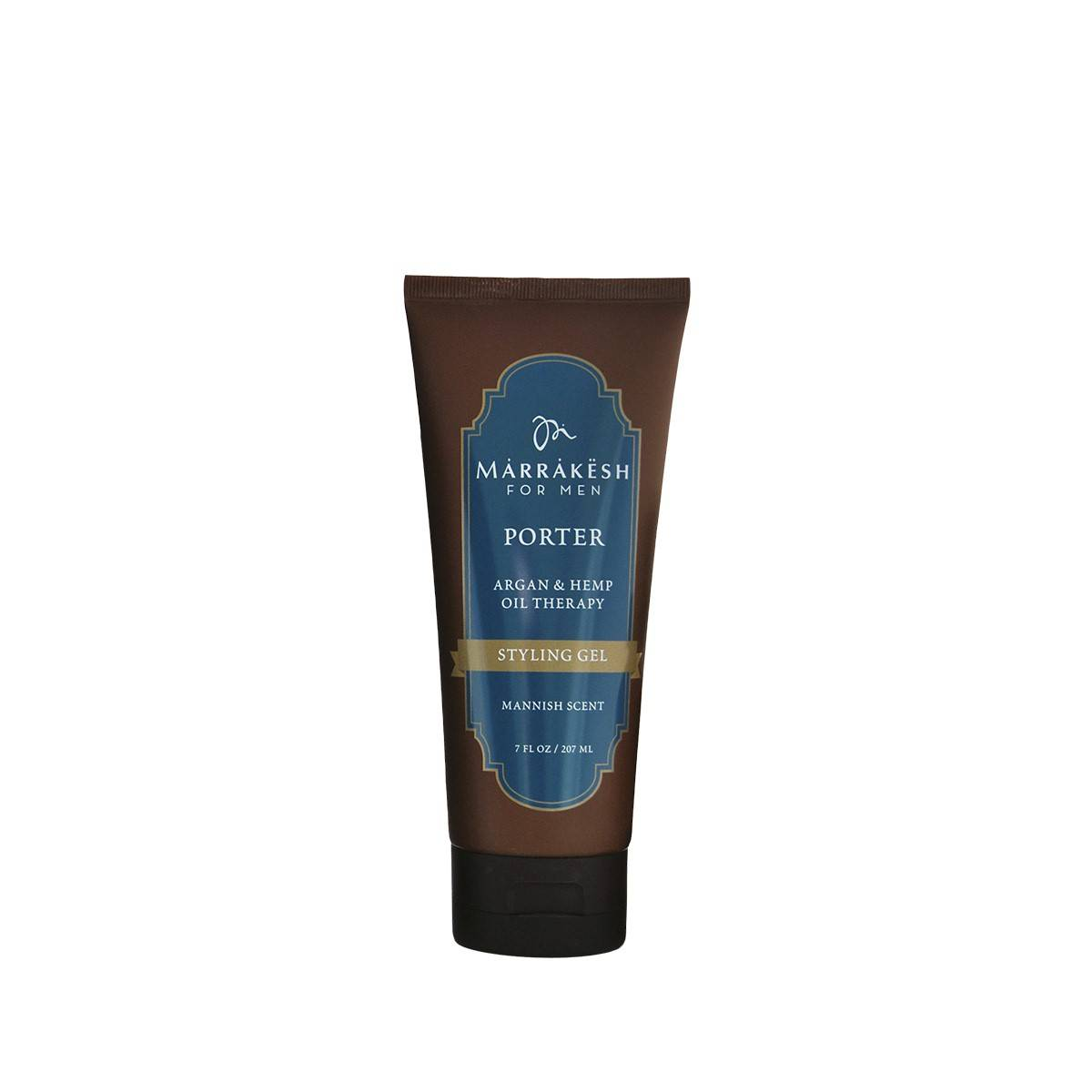 Men Styling Gel 207ml Porter