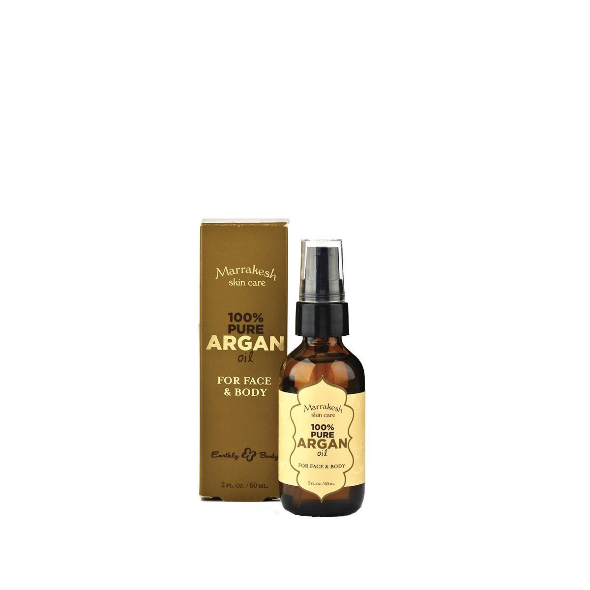 Pure Argan Oil 100% Face & Body 60ml