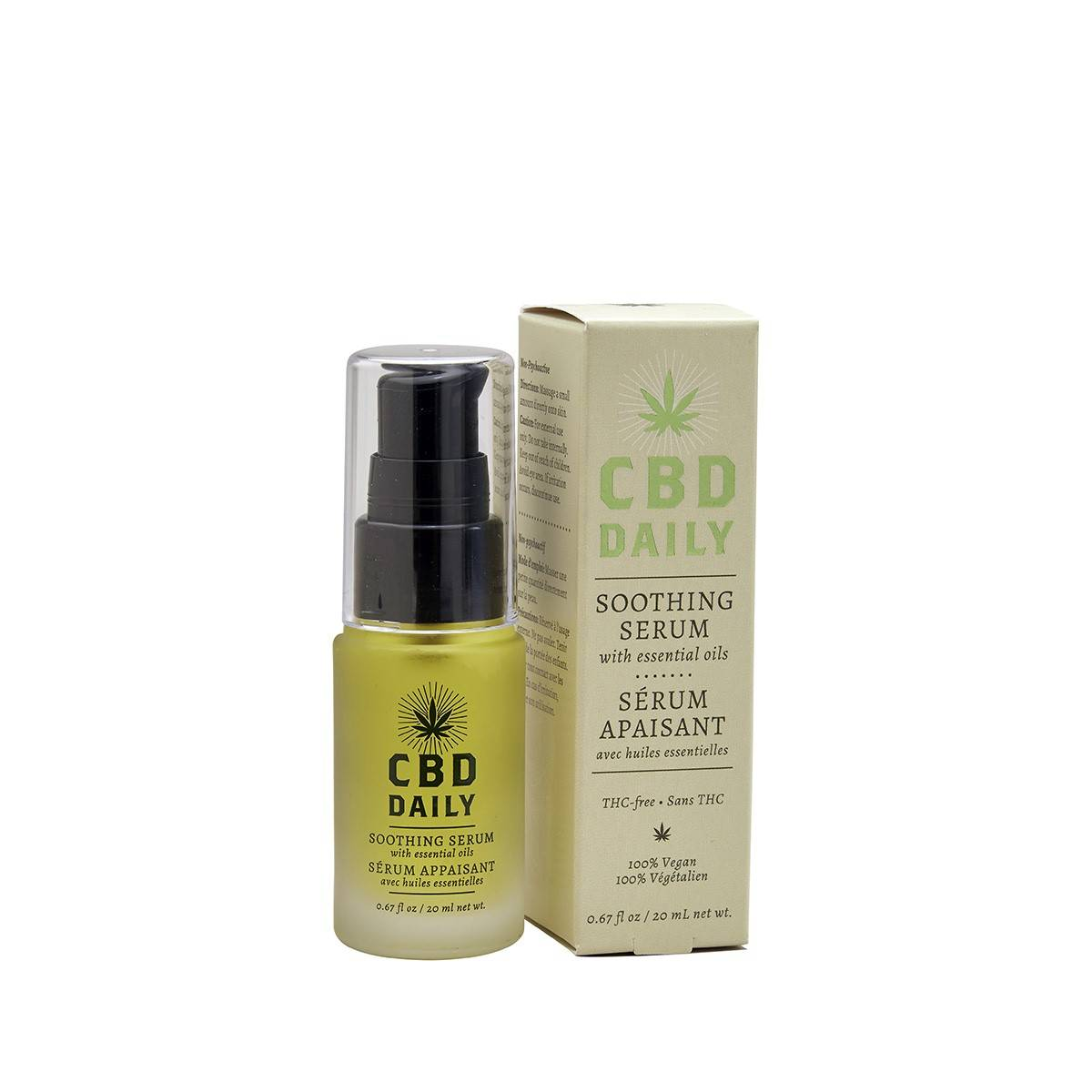 Soothing Serum 20ml Cbd Daily
