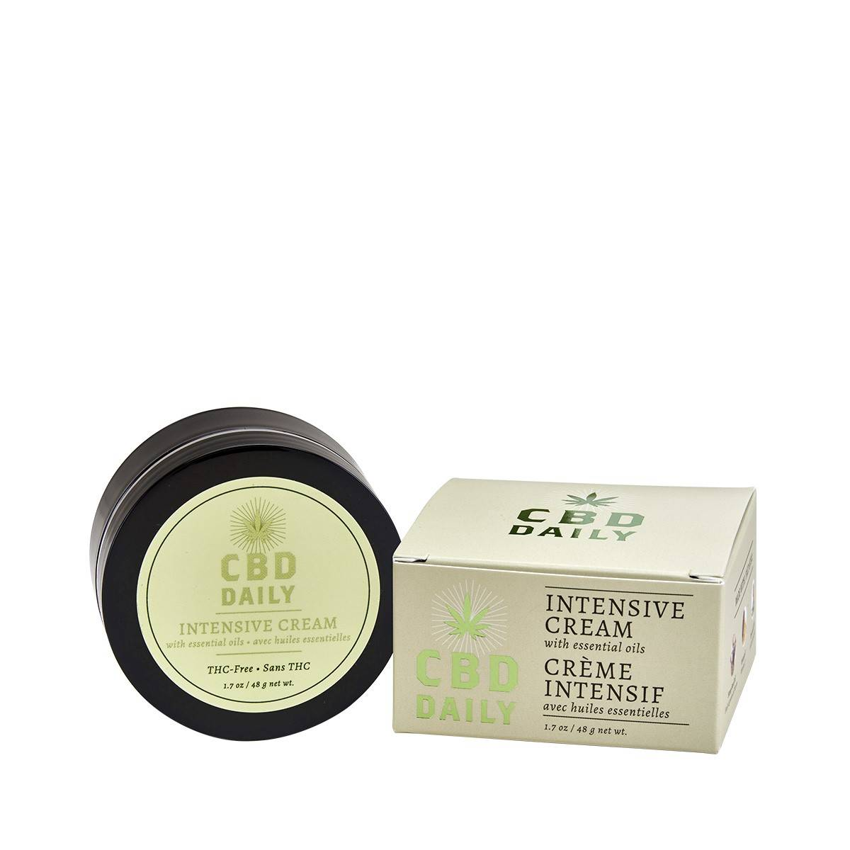 Soothing Cream  50 Ml Cbd Daily