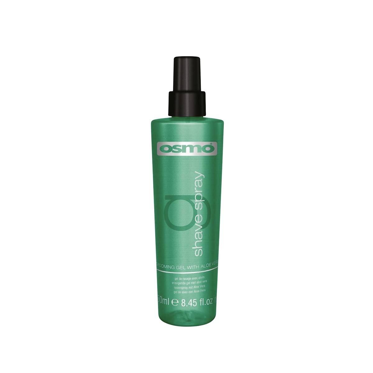 Aloe Vera Shave Spray 250ml Multi-purpose Grooming Gel