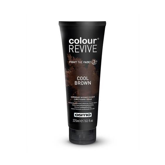 COLOUR REVIVE MASK 225ml COOL BROWN