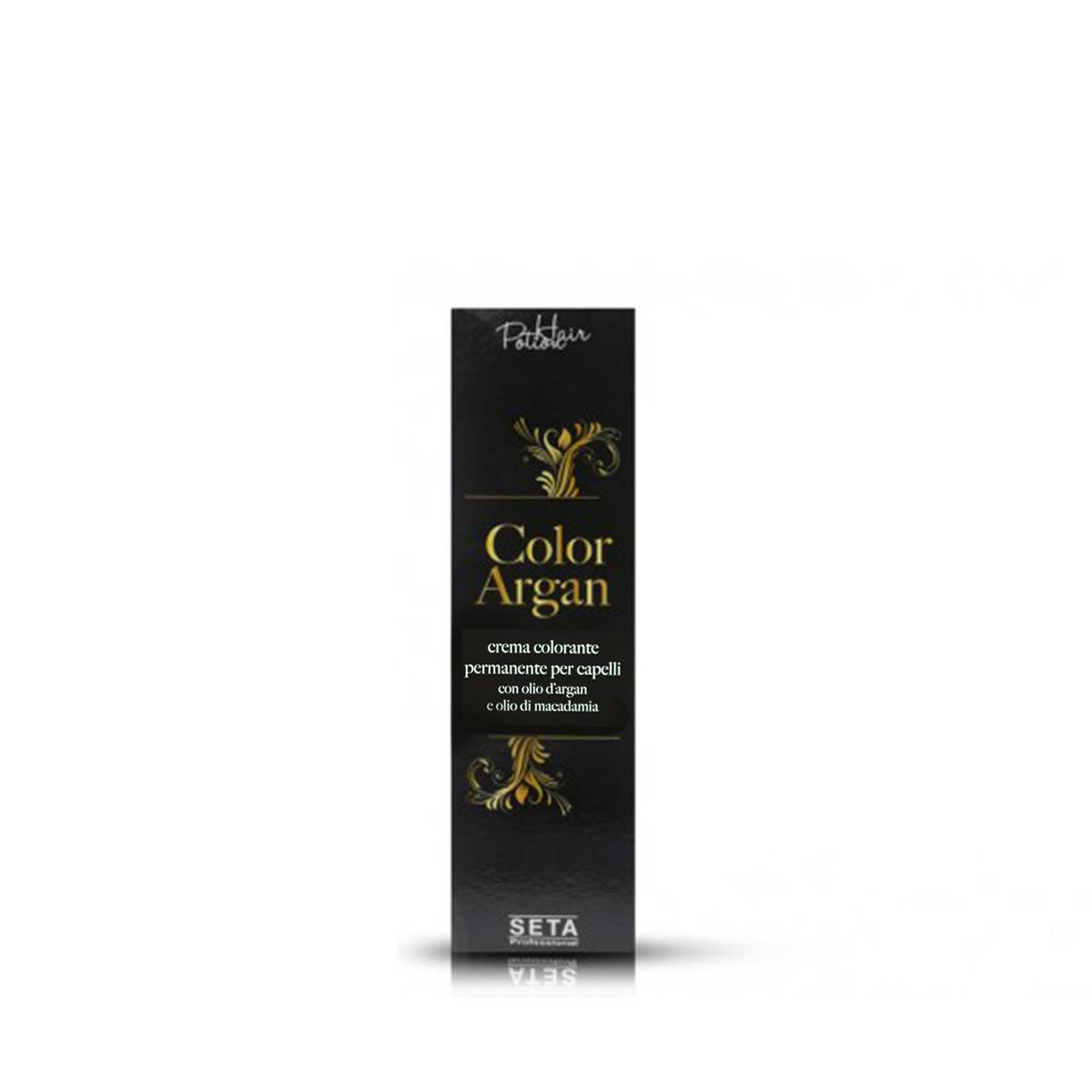 Color Argan Hair Potion 120 Ml N. 5/4 Castano Ch. Rame