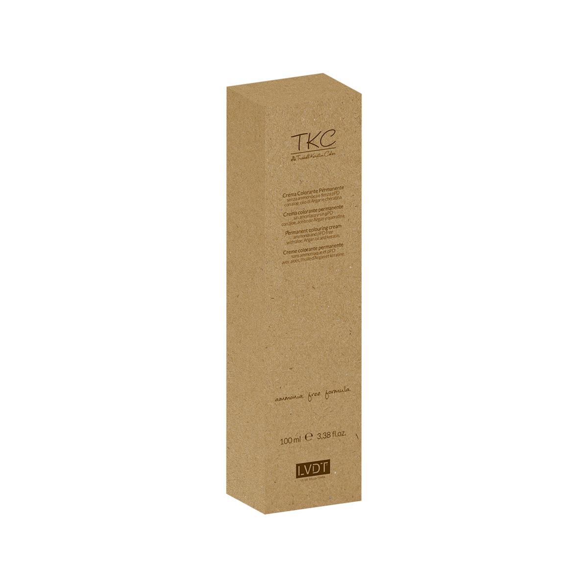 Tkc  Cream 5.2 Color 100ml 5.2 Castano Chiaro Viola