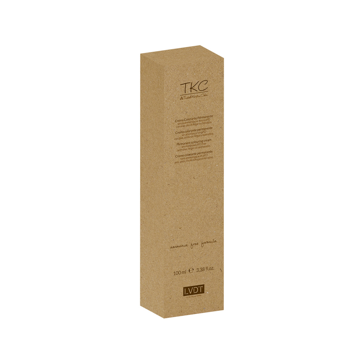Tkc Cream 6.44 Color  100ml Biondo Sc. Rame Intenso