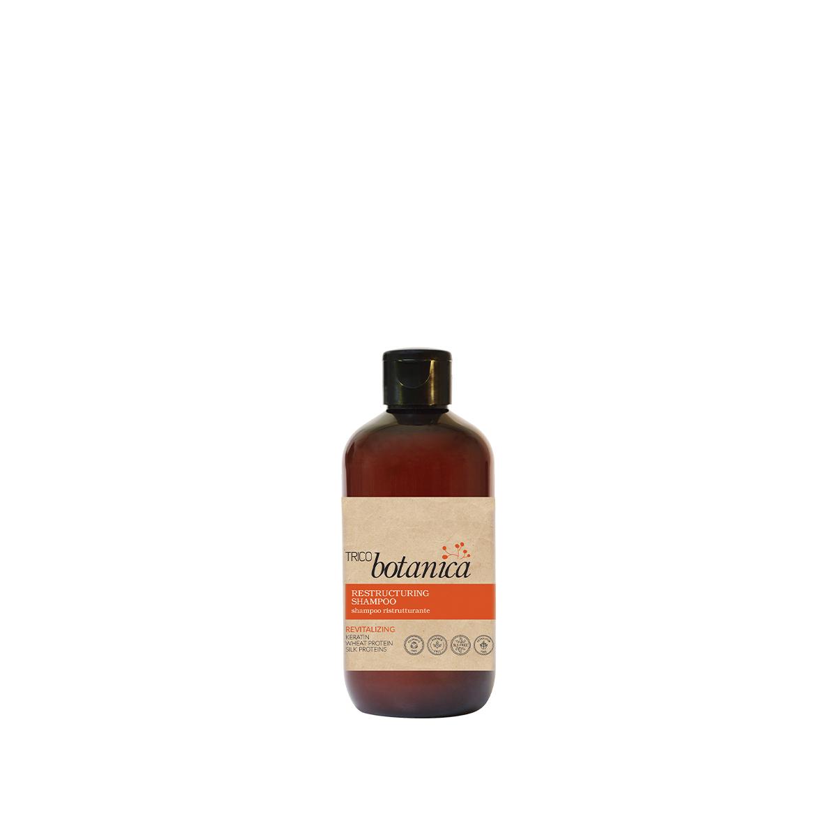 Tricobotanica Rivitalizing Restructuring Shampoo 250ml