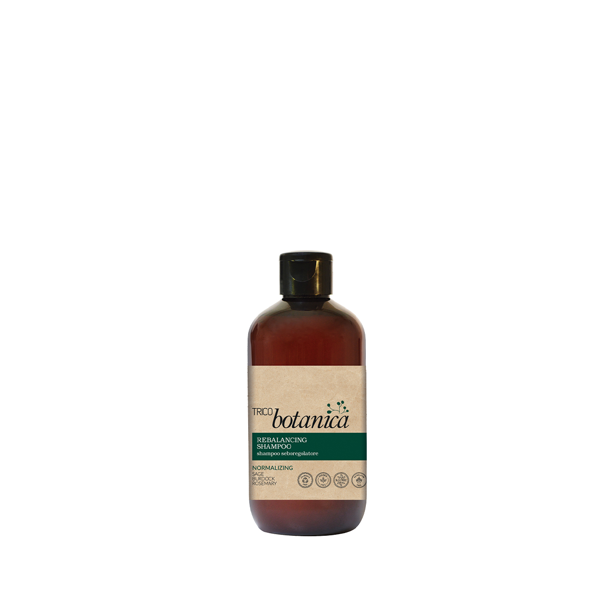 Tricobotanica Seboregolatore Shampoo 250