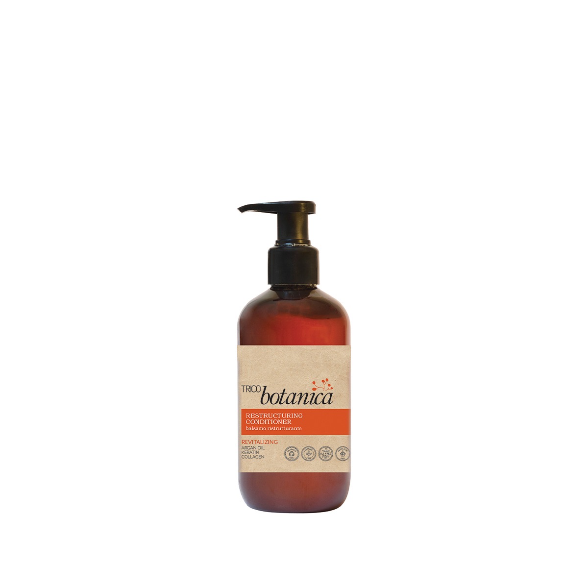 Tricobotanica Revitalizing Restructuring Conditioner  250ml
