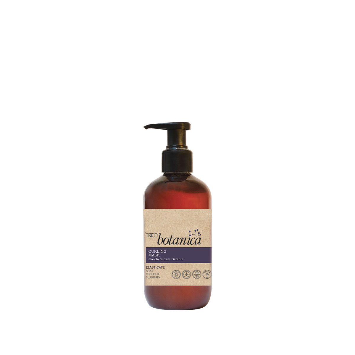 Tricobotanica Curling Mask 250ml