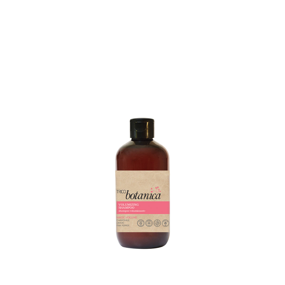 Tricobotanica volumizing shampoo 250ml SHAMPOO