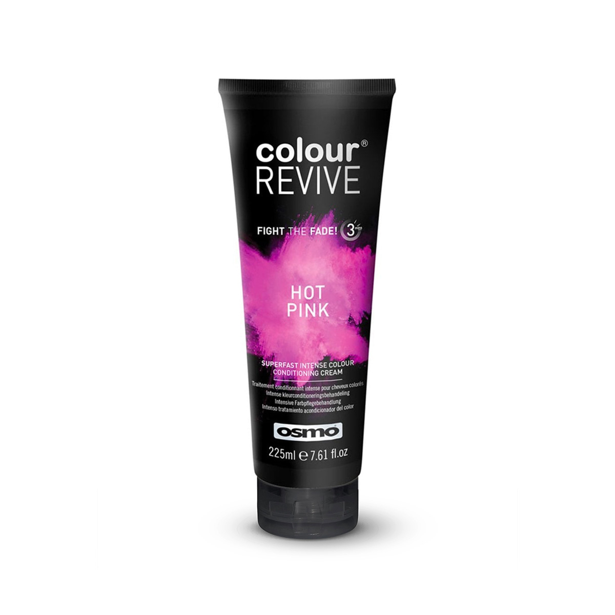 COLOUR REVIVE MASK 225ml HOT PINK