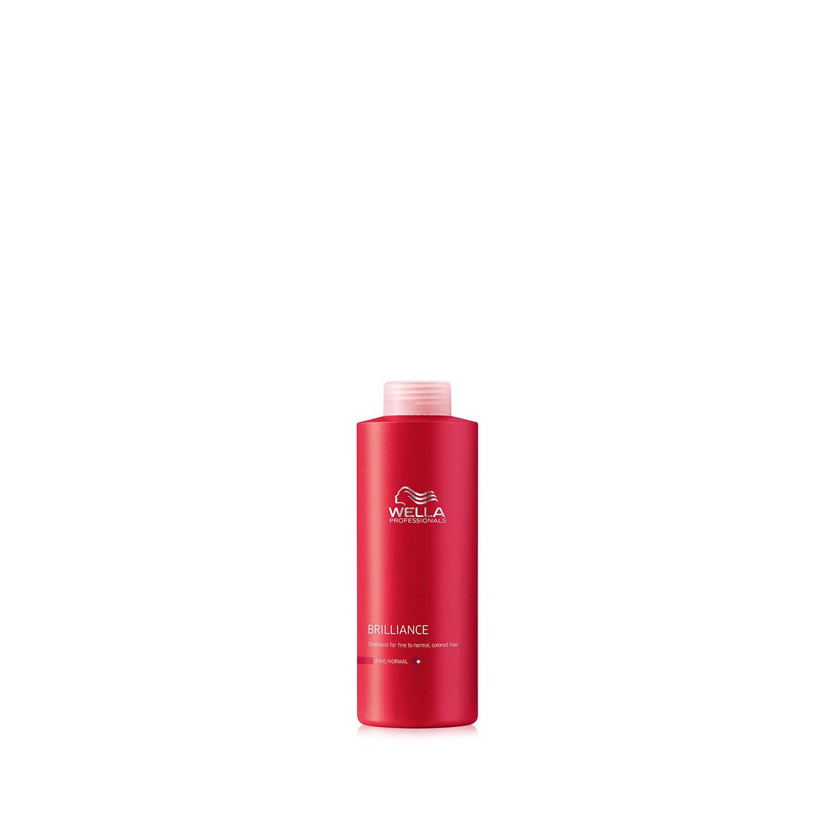 Color Brilliance Shampoo Cap. Normali Fi