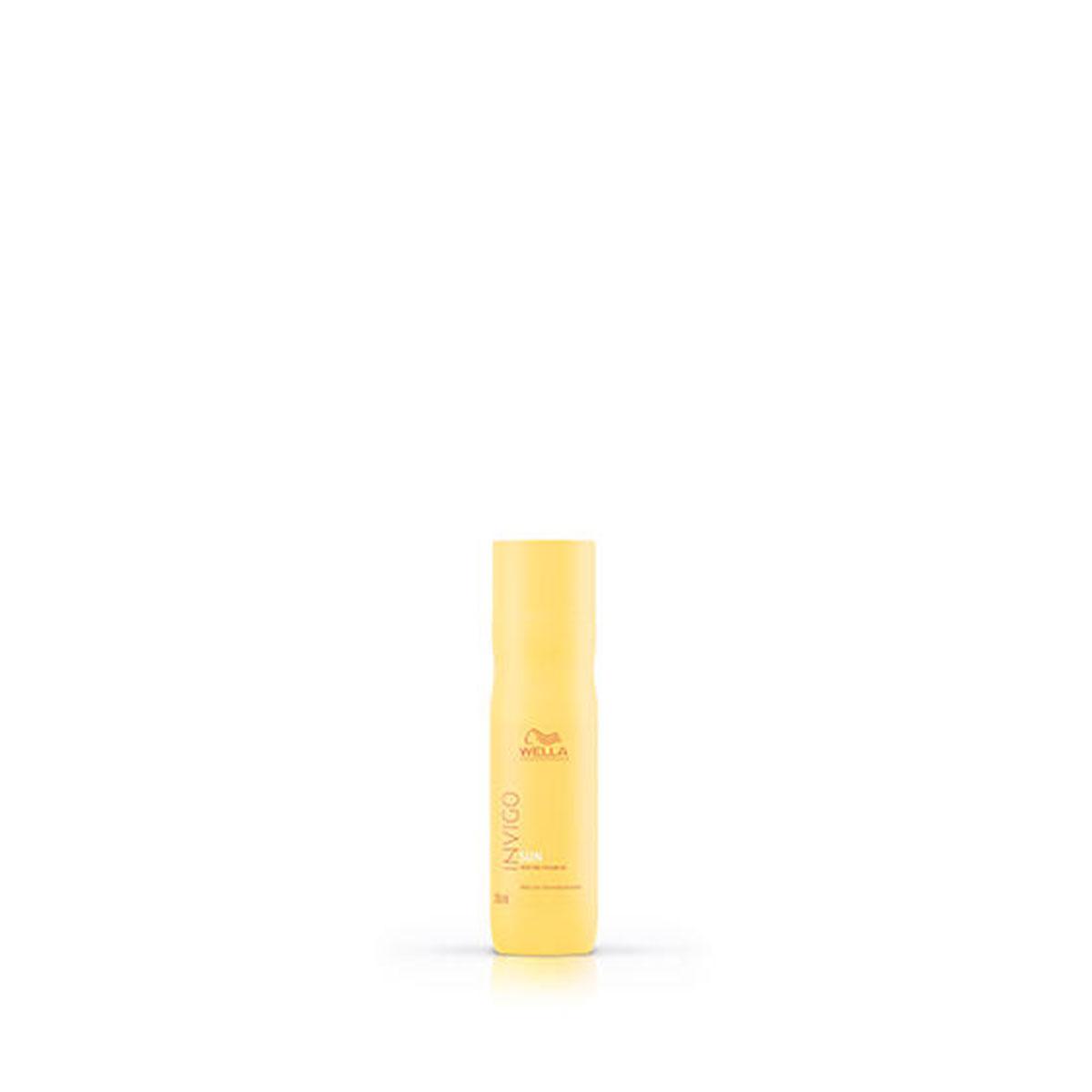 Sun Hair & Body Shampoo 250 Ml
