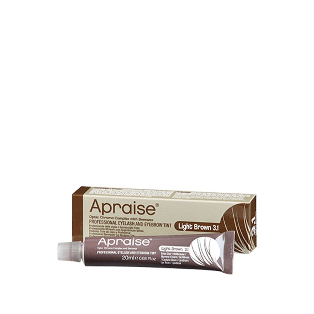 Apraise 3.1 Light Brown 20 Ml Eyelash