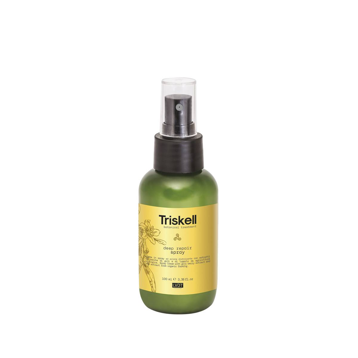 Deep Repair Spray 100ml Triskell Nuova Botanical Treatment