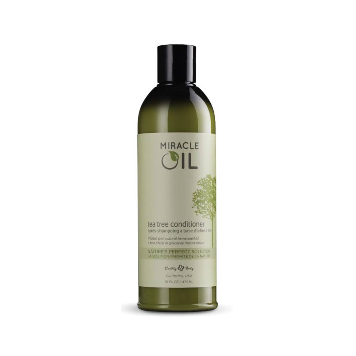 Tea Tree Conditioner 473ml Miracle Oil Marrakesh
