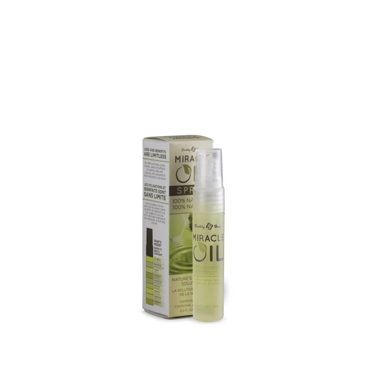 Tea Tree Mini Spray 12ml Miracle Oil Marrakesh