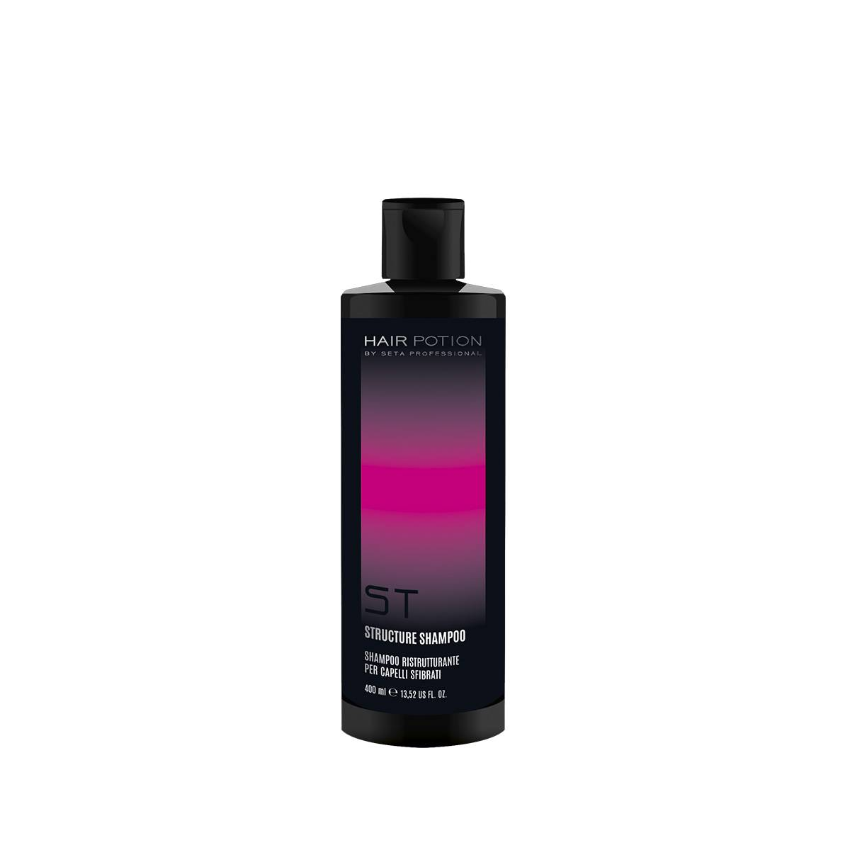 Hair Potion Pro Structure Shampoo 400ml