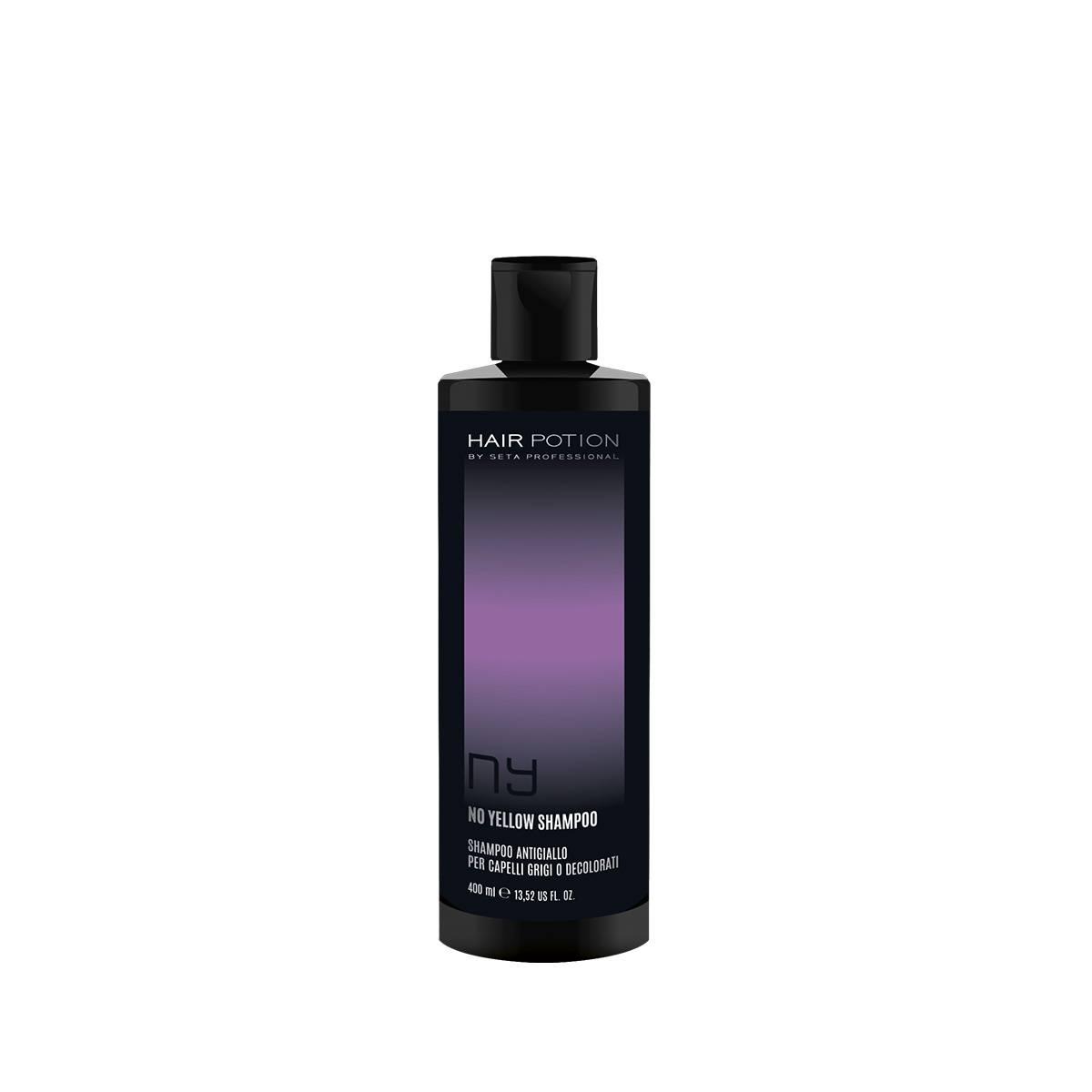 Hair Potion Pro No Yellow Shampoo 400ml