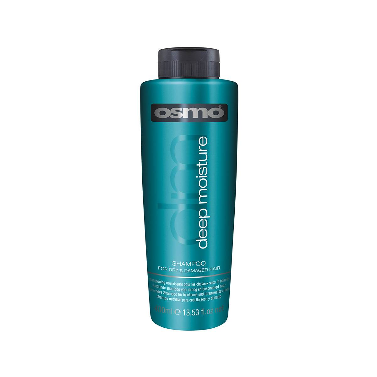 Deep moisture shampoo 400ml   deep moisture IDRATANTE/CAP.SECCHI