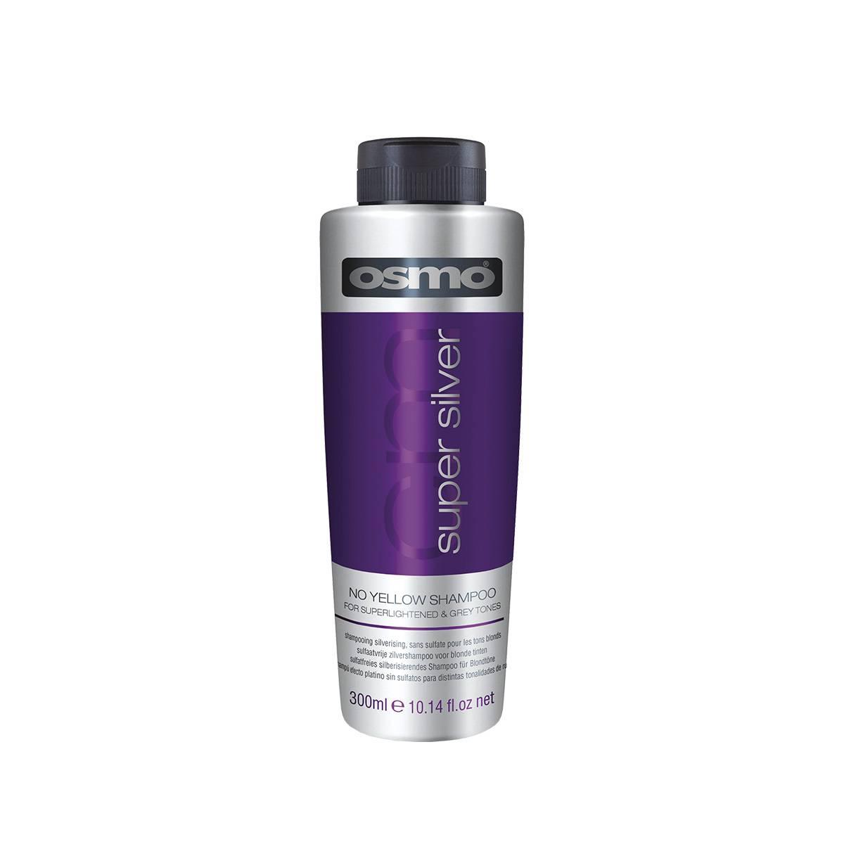 Shampoo super silver no yellow 300ml ANTIGIALLO