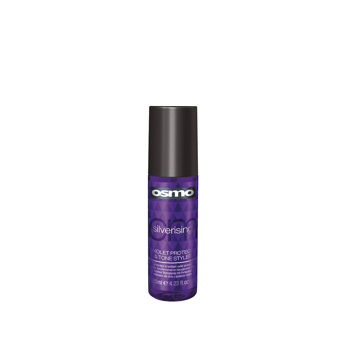 Violet Protect And Tone Styler 125ml Silverising