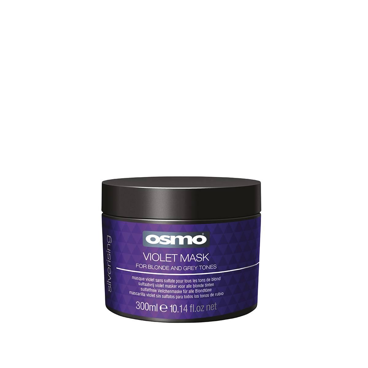 Silverising Violet Mask 300ml Colour Mission