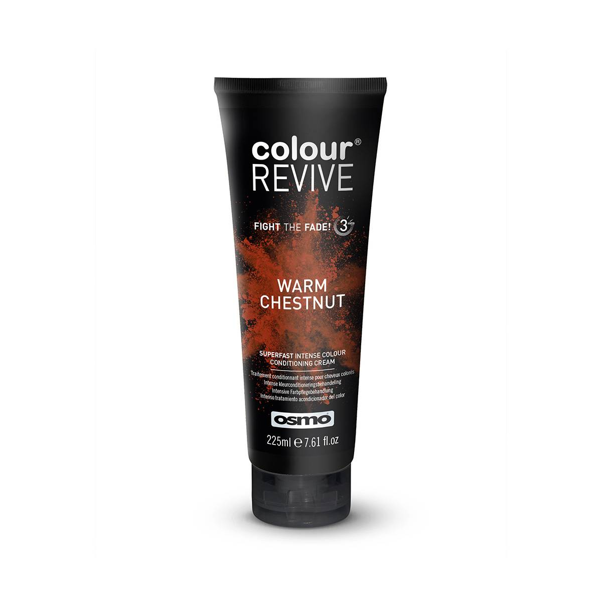 Colour Revive Mask 225ml Warm Chestnut
