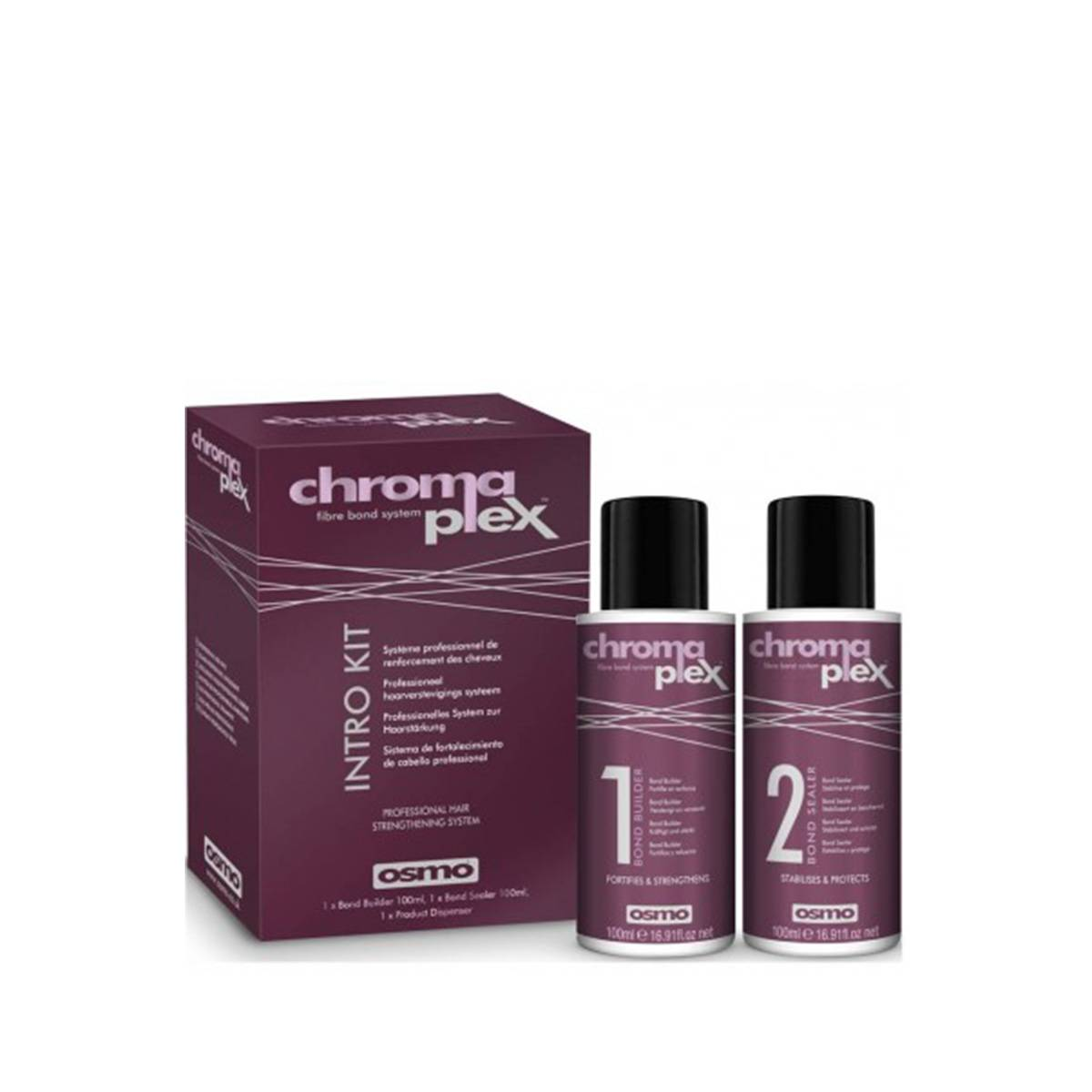 Chromaplex Introkit 1+2 100ml + 100ml Sconto 50%