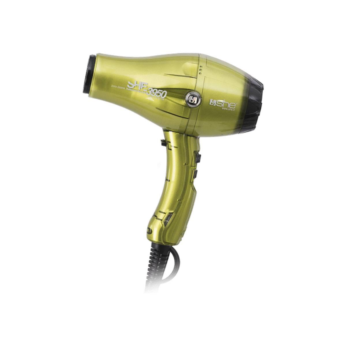 Phon Compatto She 3950 2200w Colore Verde***cat