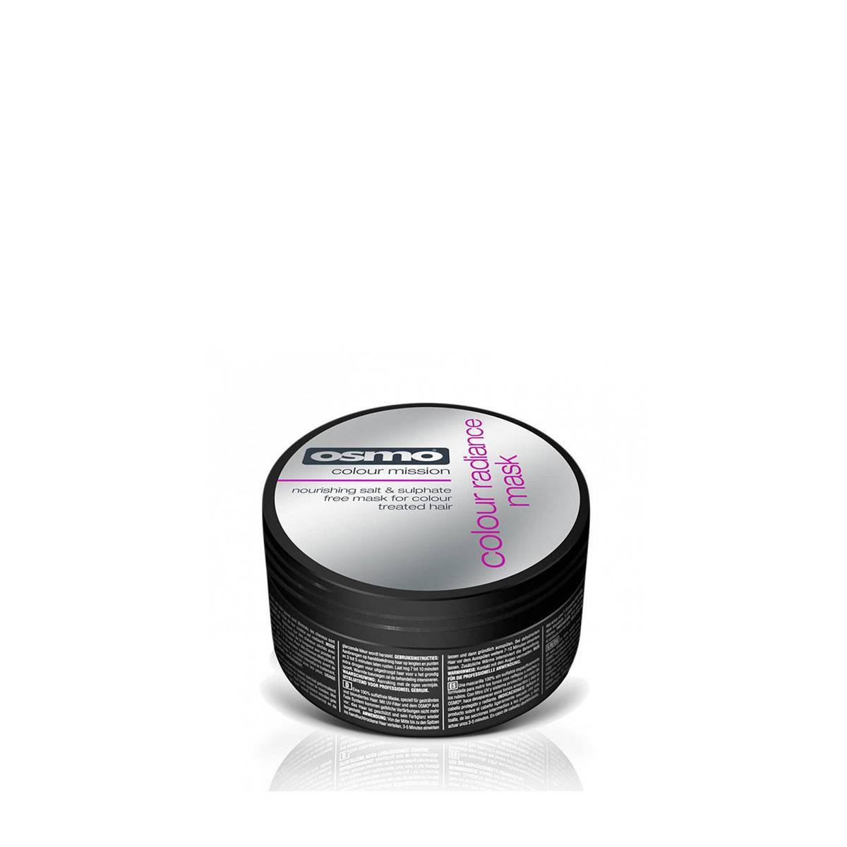 Colour Save Colour Radiance Mask 100ml Colour Mission