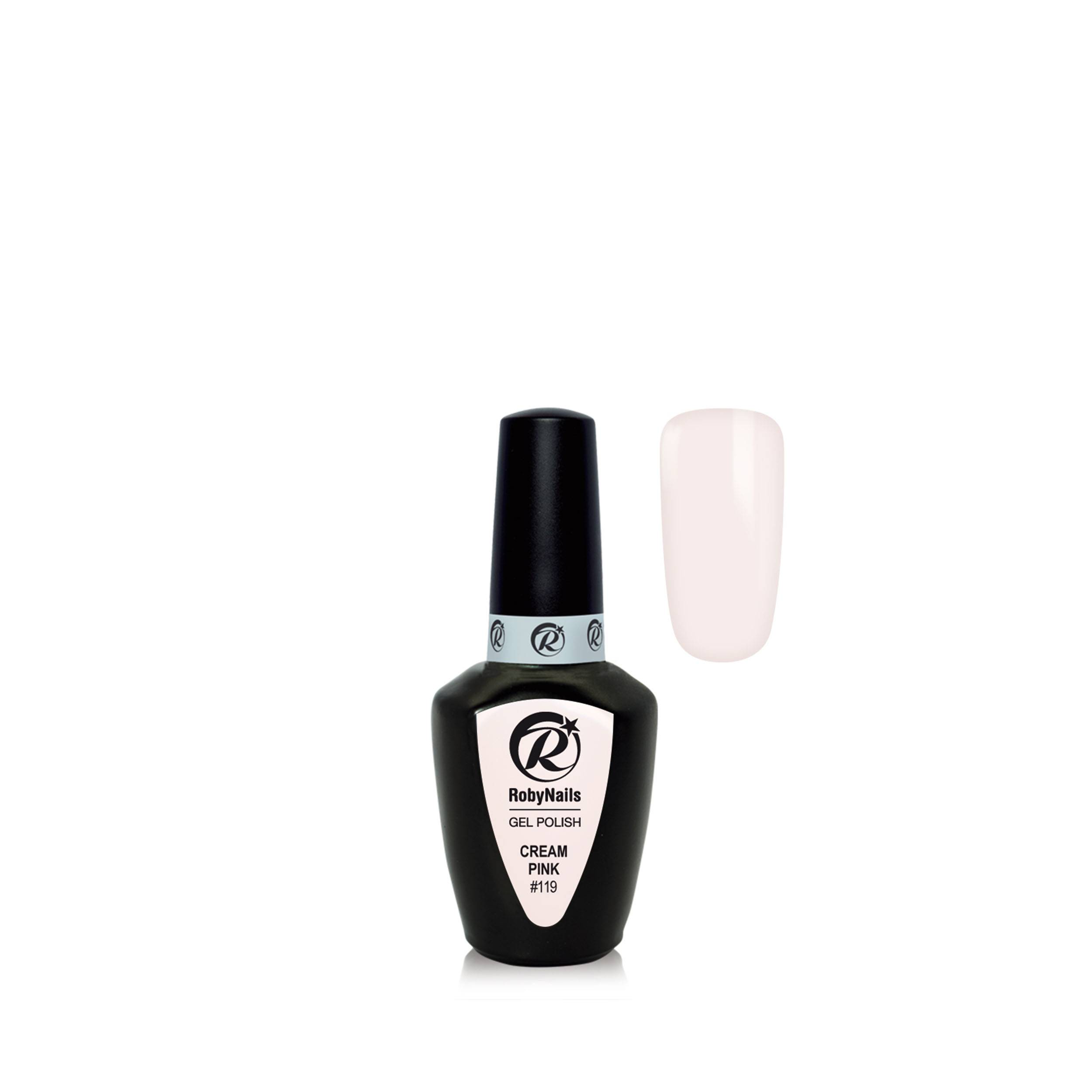 Gel Polish Cream Pink 8 Ml 21119