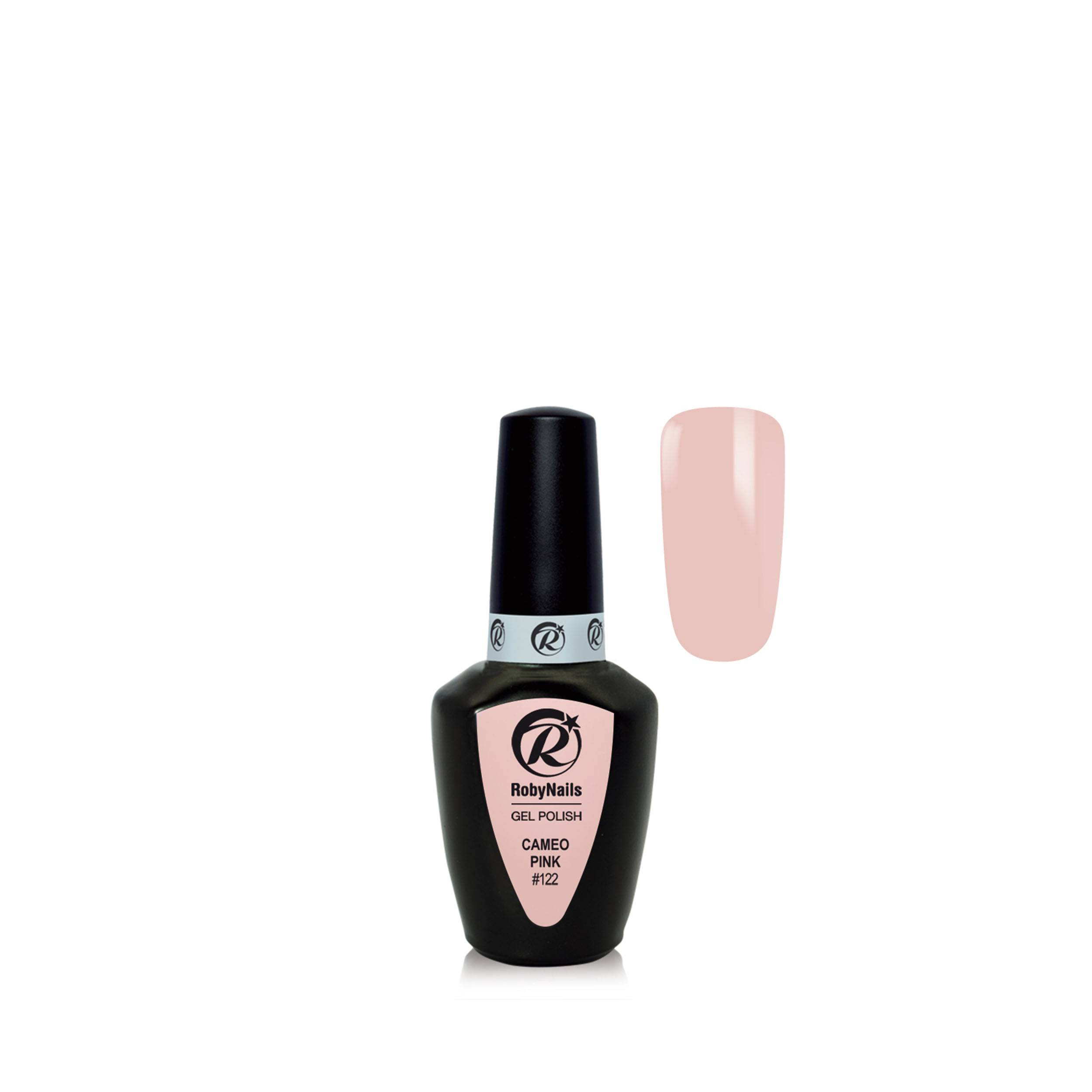 Gel Polish Cameo Pink 8 Ml 21122