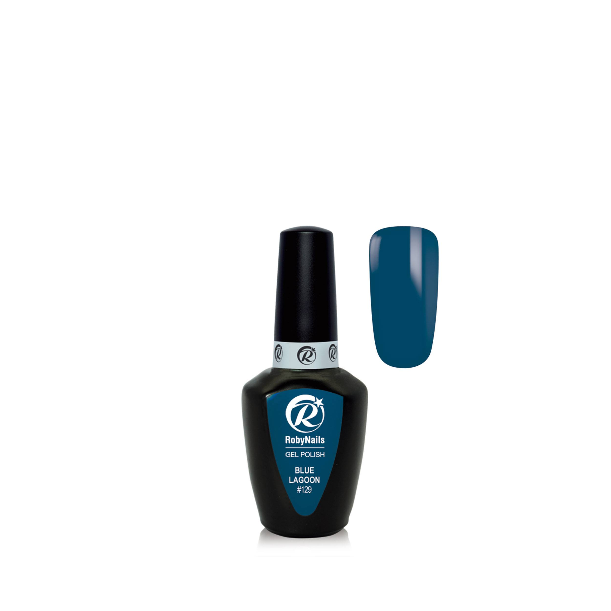 Gel Polish Blue Lagoon 8 Ml 21129