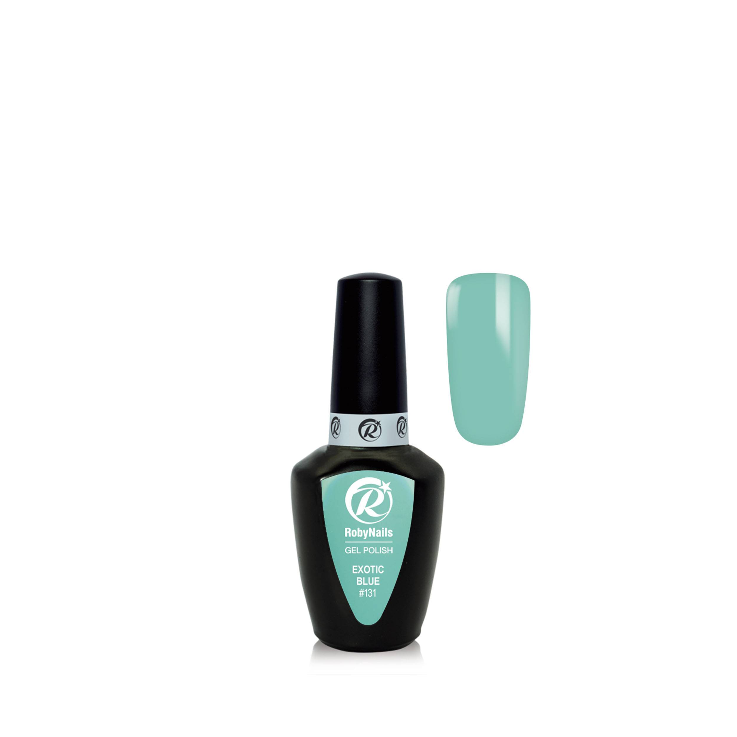 Gel Polish Exotic Blue 8 Ml 21131