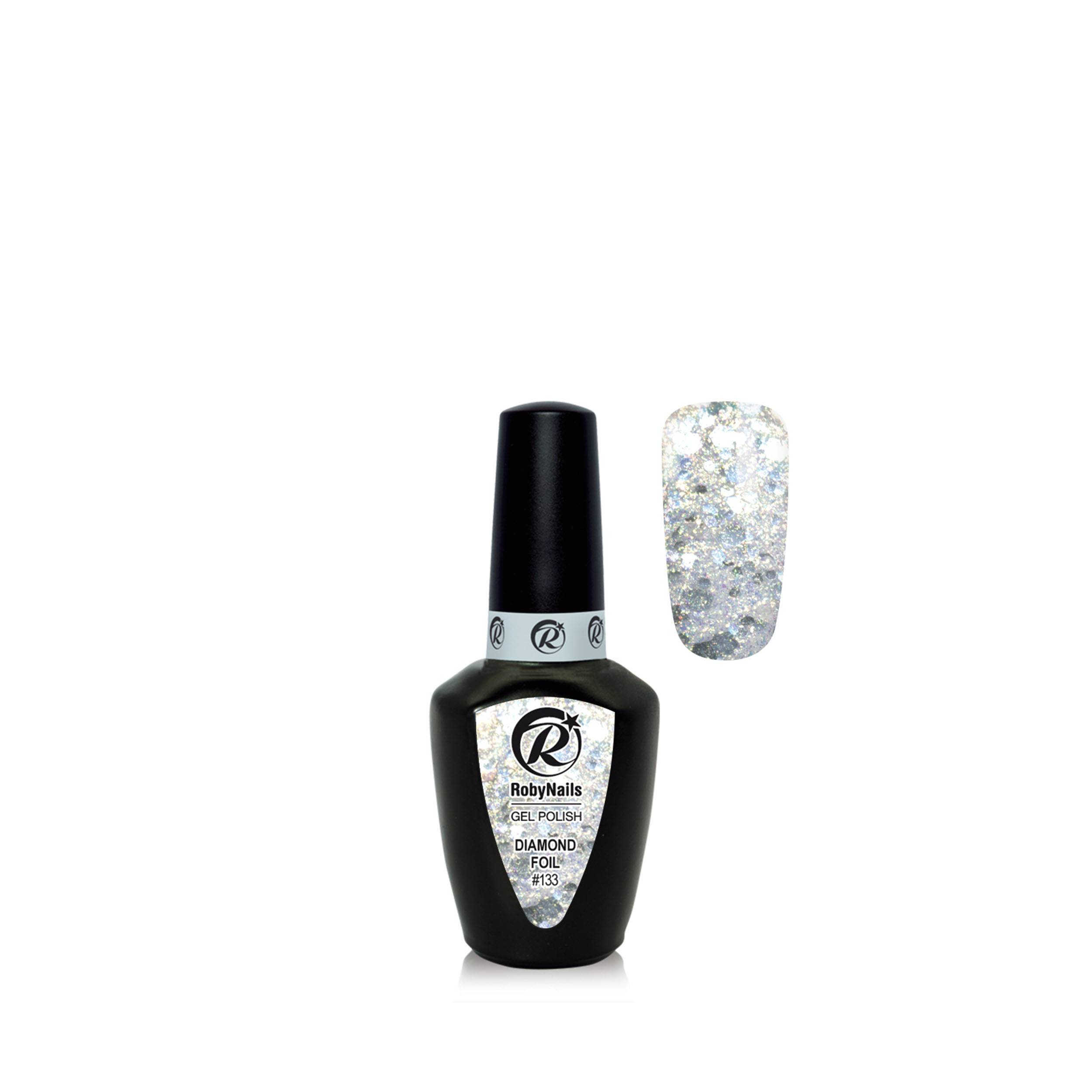Gel Polish Diamond Foil 8 Ml 21133